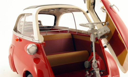 bmw isetta 250 export #7