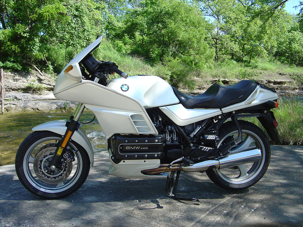 bmw k 100 rs abs #0