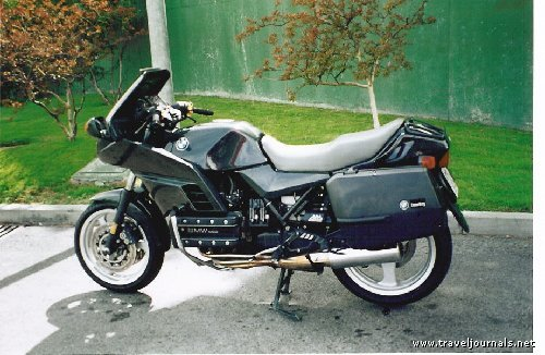 bmw k 100 rs abs #3