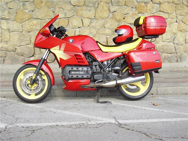 bmw k 100 rs abs #8