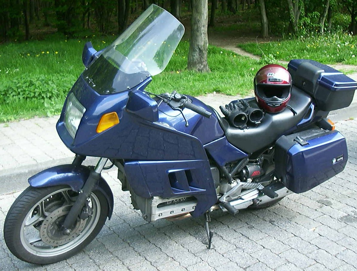 bmw k 100 rt-pic. 2