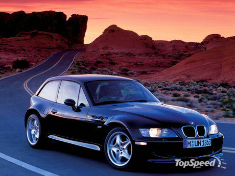 bmw m coupe #5