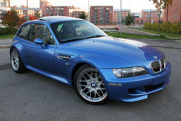 bmw m coupe #6