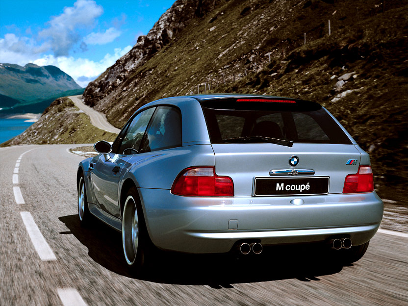 bmw m coupe #7
