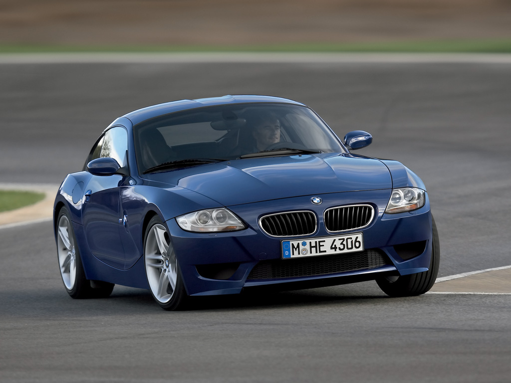 bmw m coupe #8
