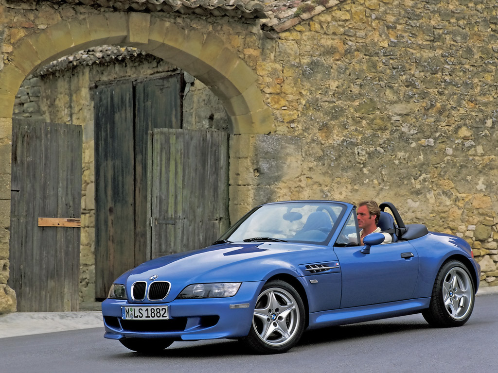 bmw m roadster-pic. 1