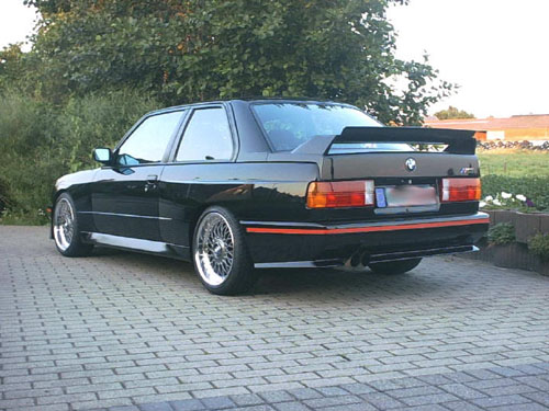 bmw m3 sports evolution-pic. 1