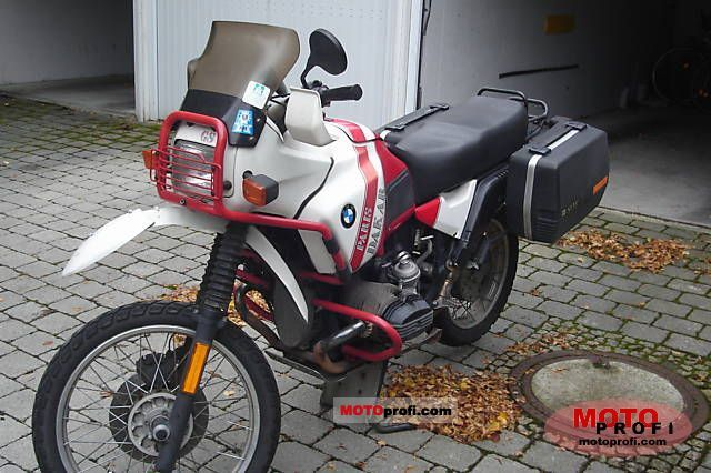 bmw r 100 gs paris-dakar-pic. 2