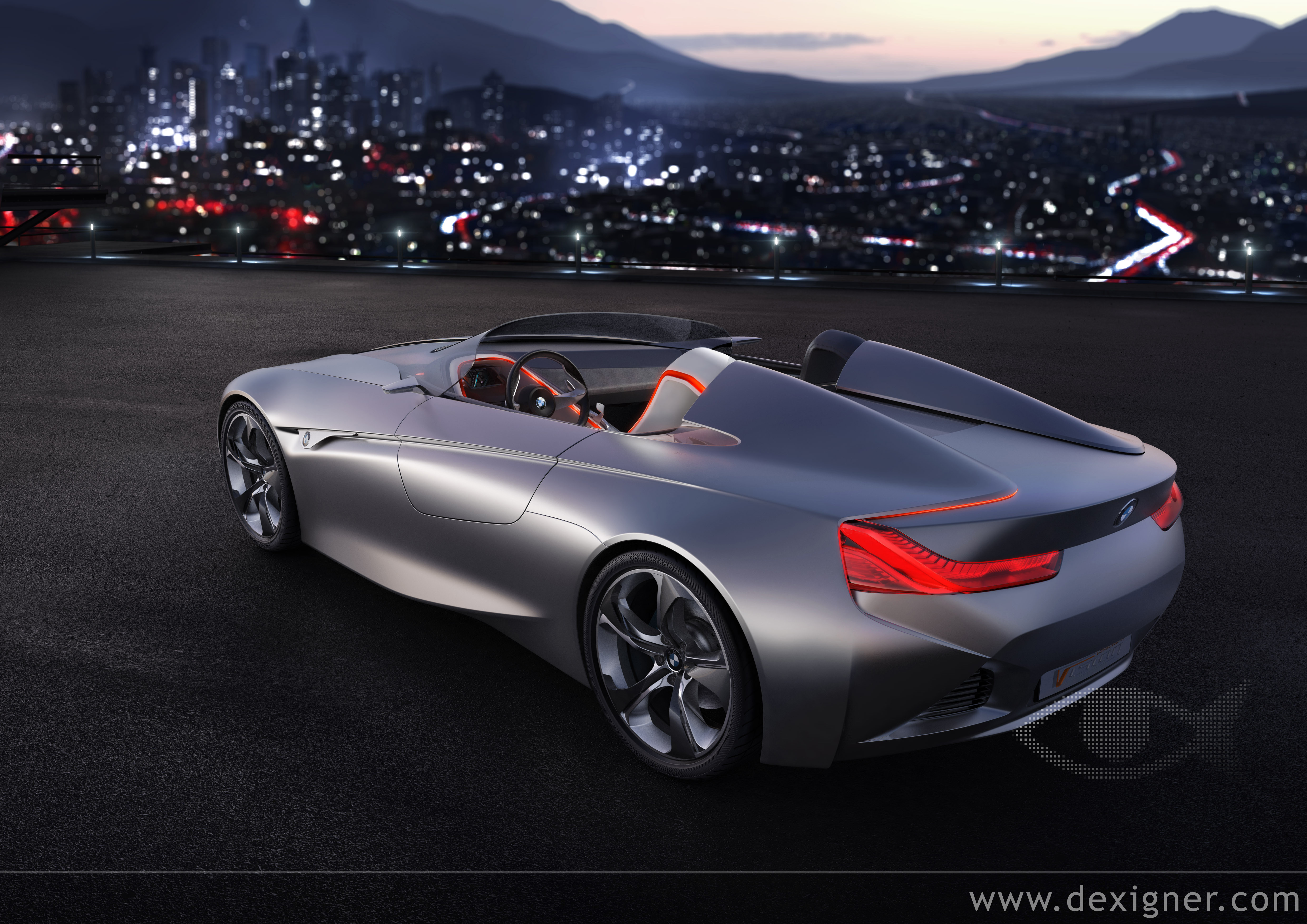 bmw vision connecteddrive-pic. 1