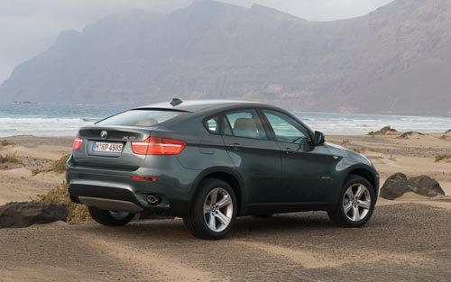 bmw x6 sports activity coupe #3