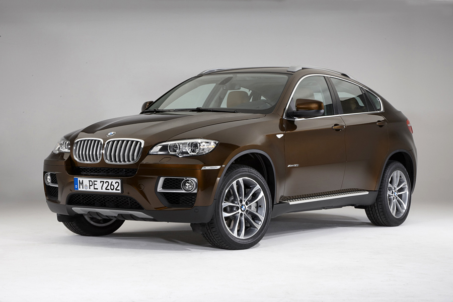 bmw x6 sports activity coupe #5