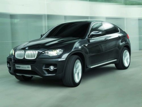 bmw x6 sports activity coupe #6