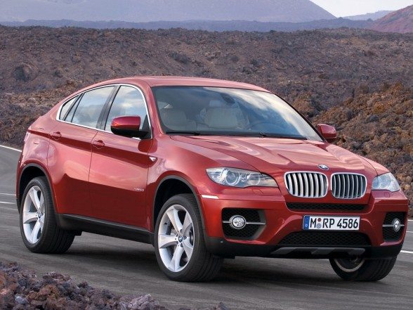 bmw x6 sports activity coupe #8