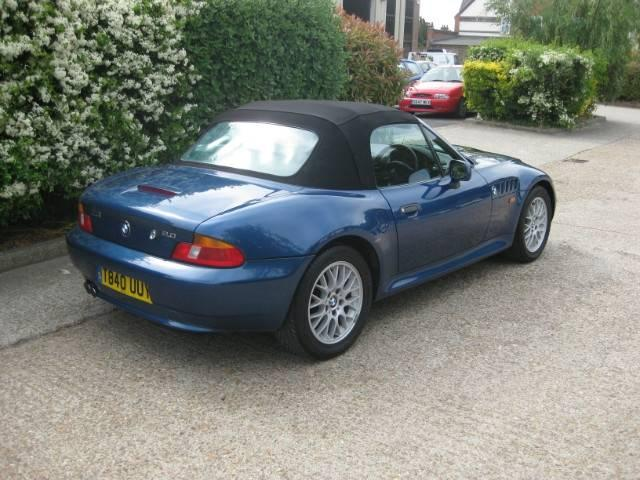 bmw z3 2 0 photos and comments