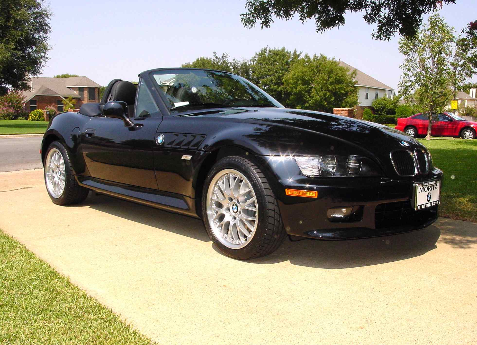 bmw z3 3.0i coupe-pic. 2