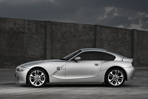 bmw z4 coupe 3.0si-pic. 1