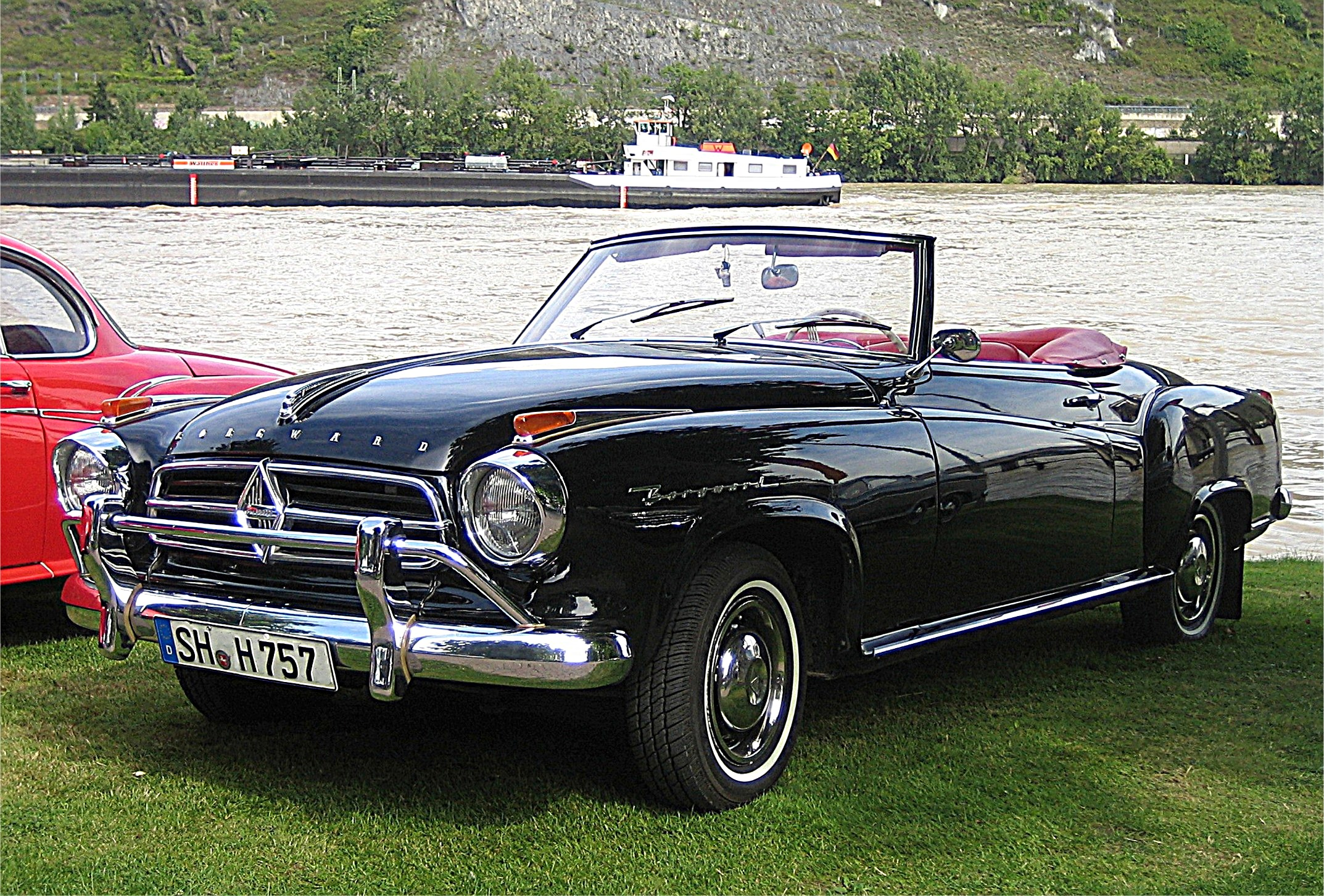 Borgward Isabella Cabriolet Photos And Comments Www