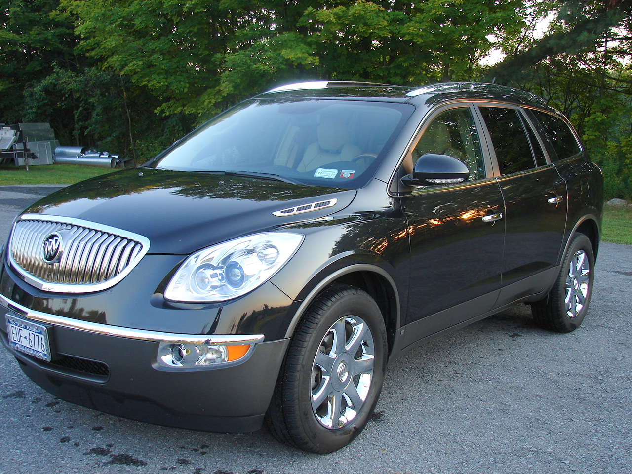 buick enclave cx awd-pic. 1