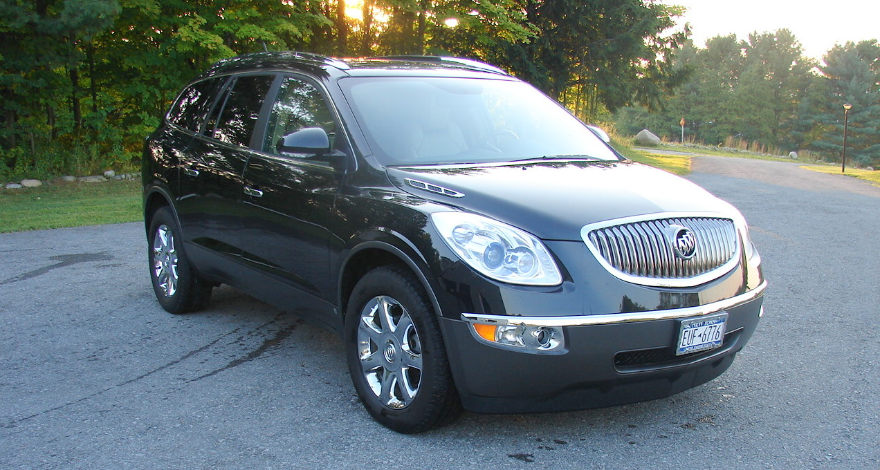 buick enclave cx awd-pic. 3