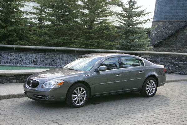 Image Gallery 2007 buick cars