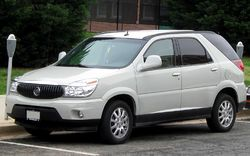 buick rendezvous-pic. 1