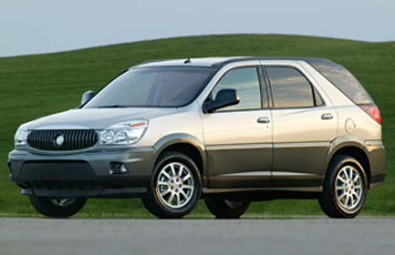 buick rendezvous-pic. 2