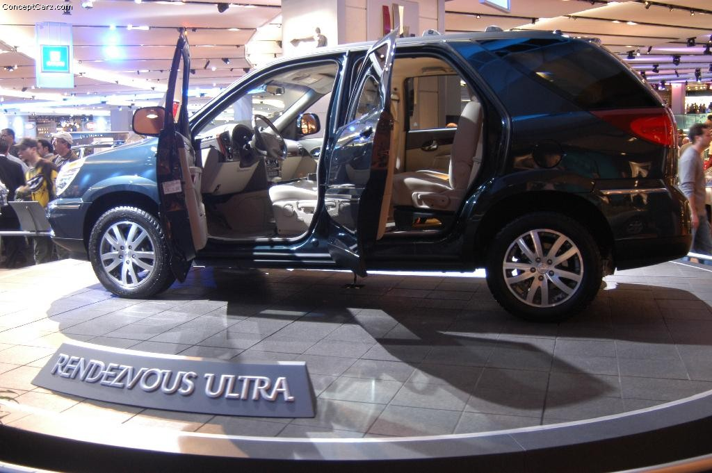 buick rendezvous ultra-pic. 1