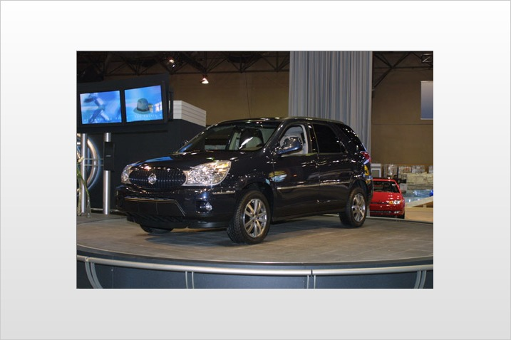 buick rendezvous ultra-pic. 2