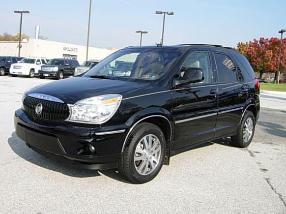 buick rendezvous ultra #4