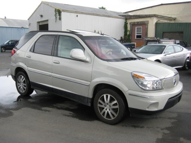 buick rendezvous ultra photos and comments. Black Bedroom Furniture Sets. Home Design Ideas