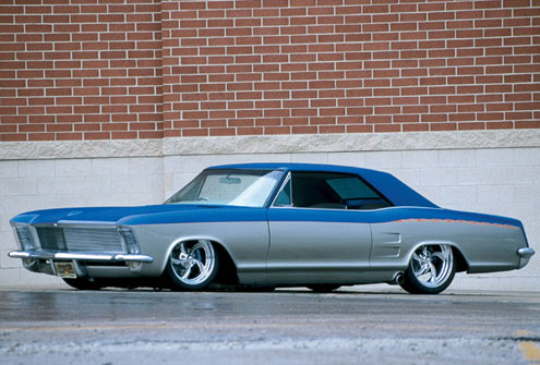 buick riviera coupe-pic. 1
