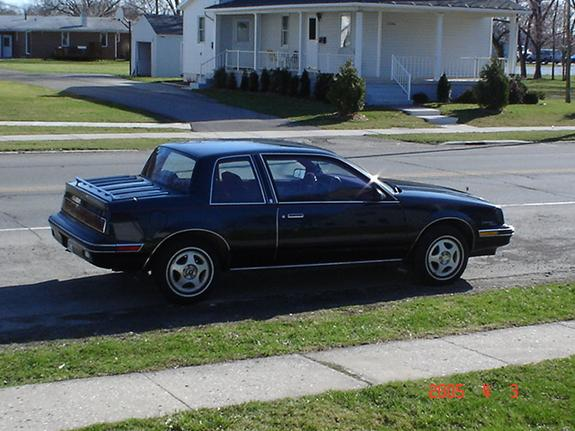 Buick Somerset Regal Photos And Comments Www Picautos Com
