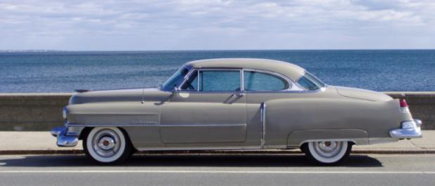 cadillac 62 coupe #7