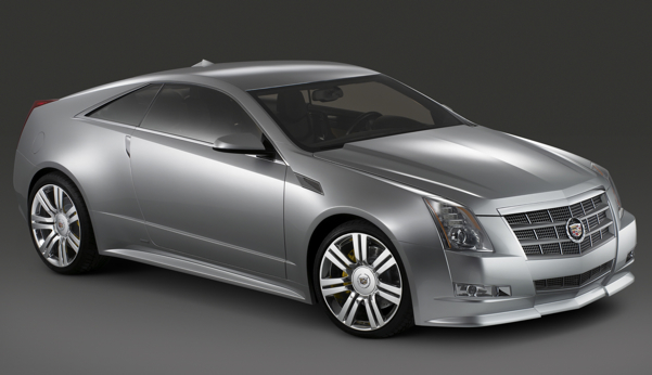 cadillac cts coupe #0