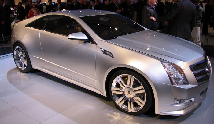 cadillac cts coupe #2