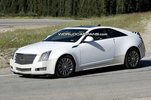 cadillac cts coupe #4