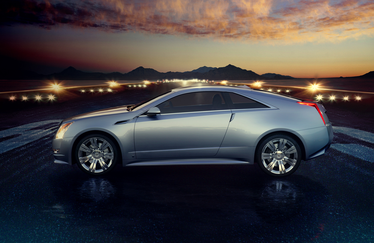 cadillac cts coupe #7