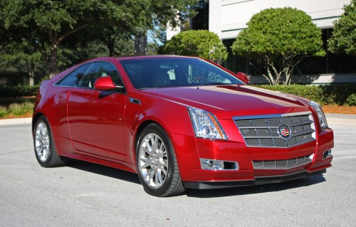 cadillac cts coupe premium-pic. 1