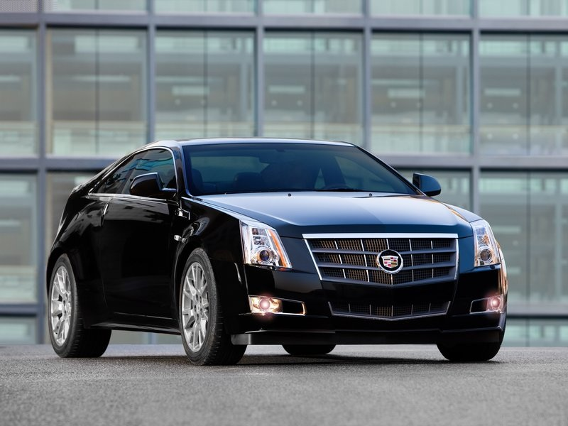 cadillac cts coupe premium-pic. 2