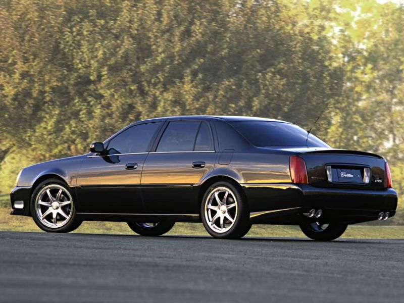 cadillac deville dts-pic. 3
