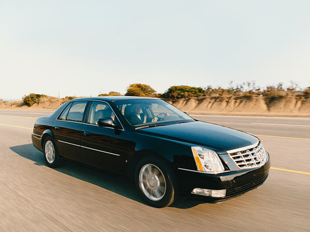 cadillac dts luxury-pic. 1