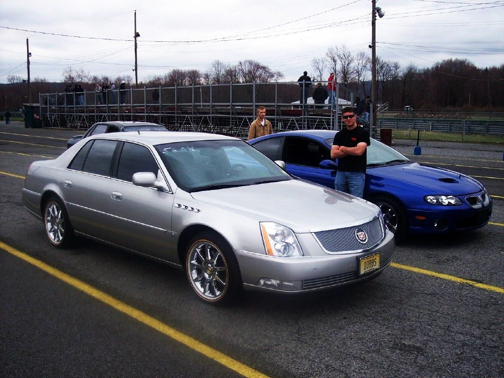 cadillac dts performance-pic. 1