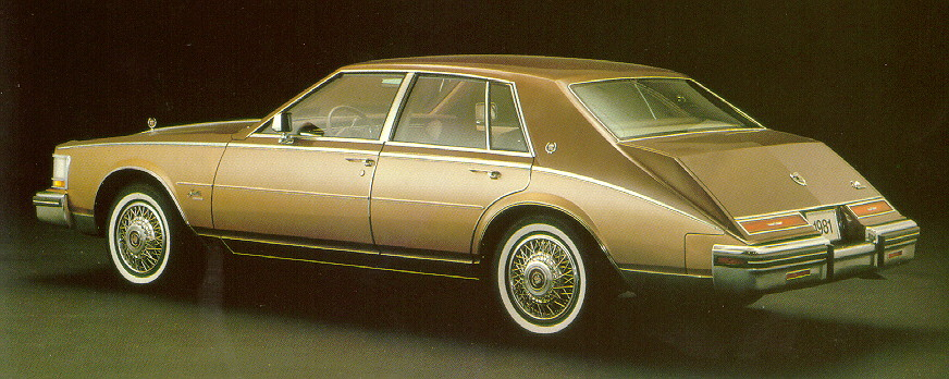 Cadillac seville. Photos and comments. www.picautos.com