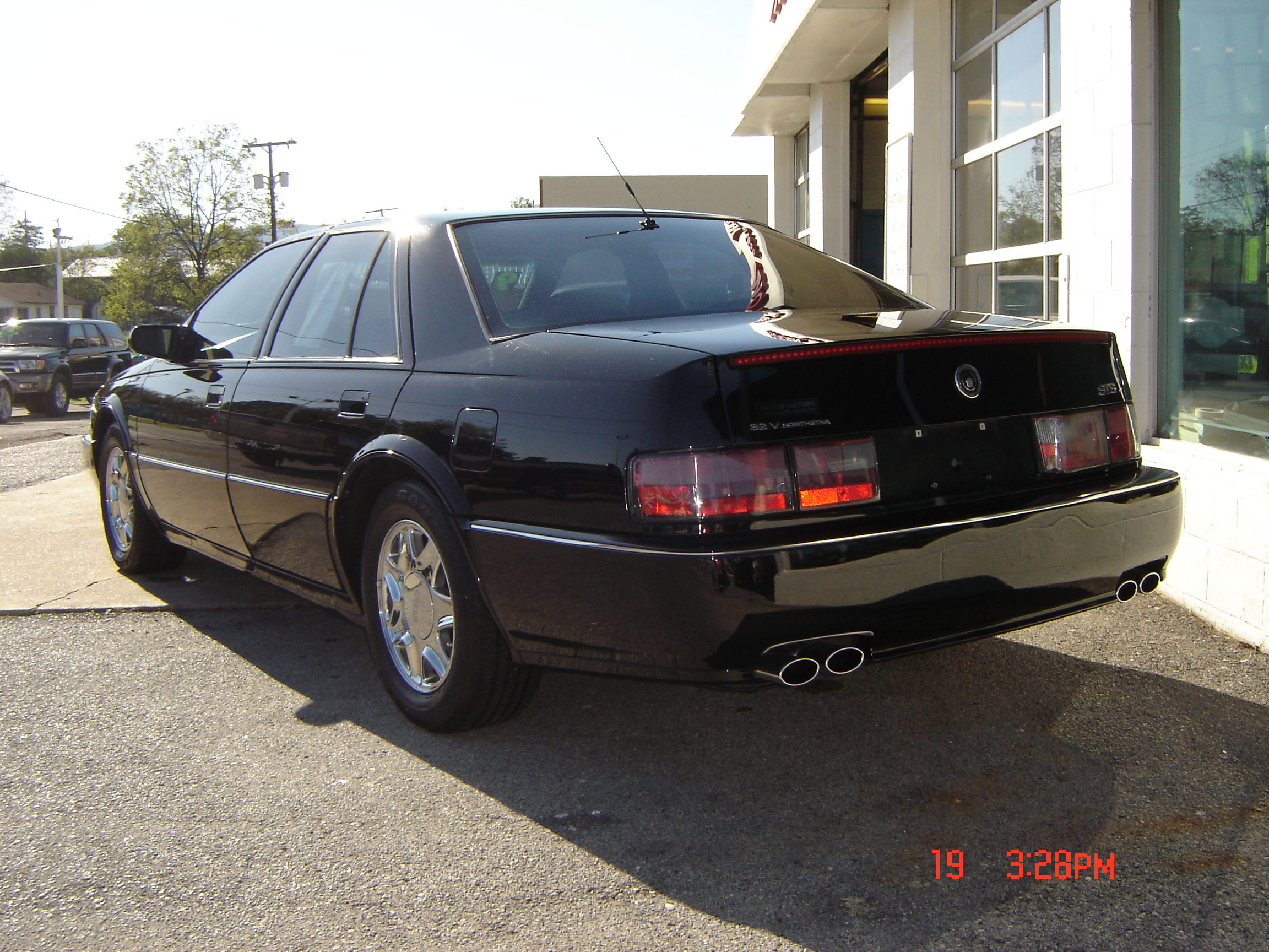 cadillac seville 4.6-pic. 1