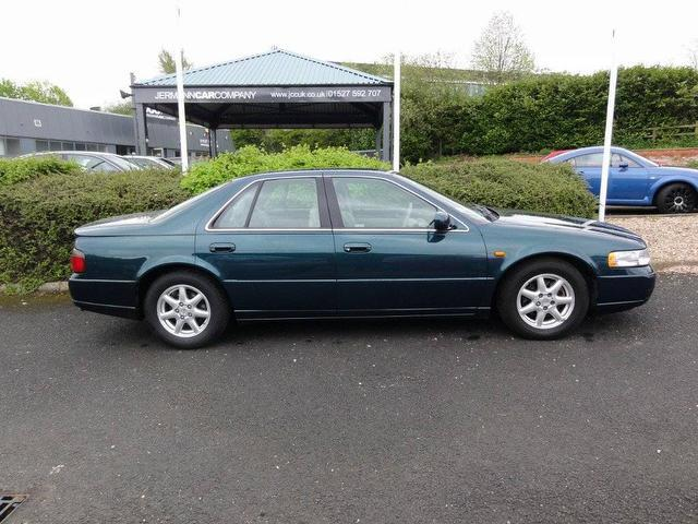 cadillac seville 4.6-pic. 2
