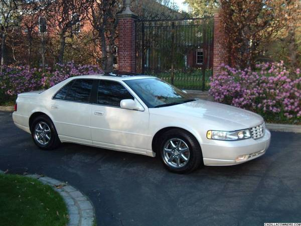 cadillac seville sts-pic. 1