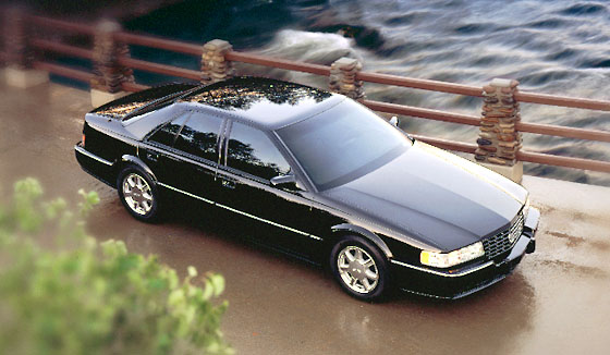cadillac seville sts-pic. 2