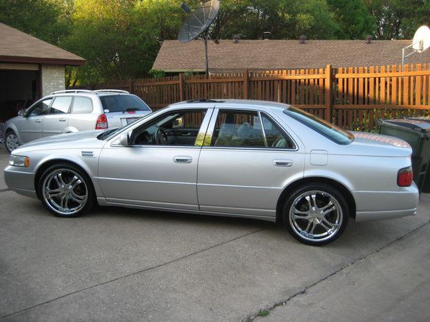 cadillac seville sts #3
