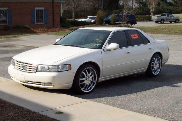 cadillac seville sts #4