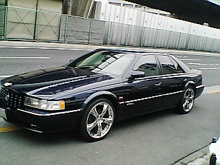 cadillac seville sts #5